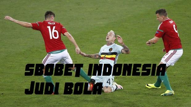SBOBET INDONESIA JUDI BOLA